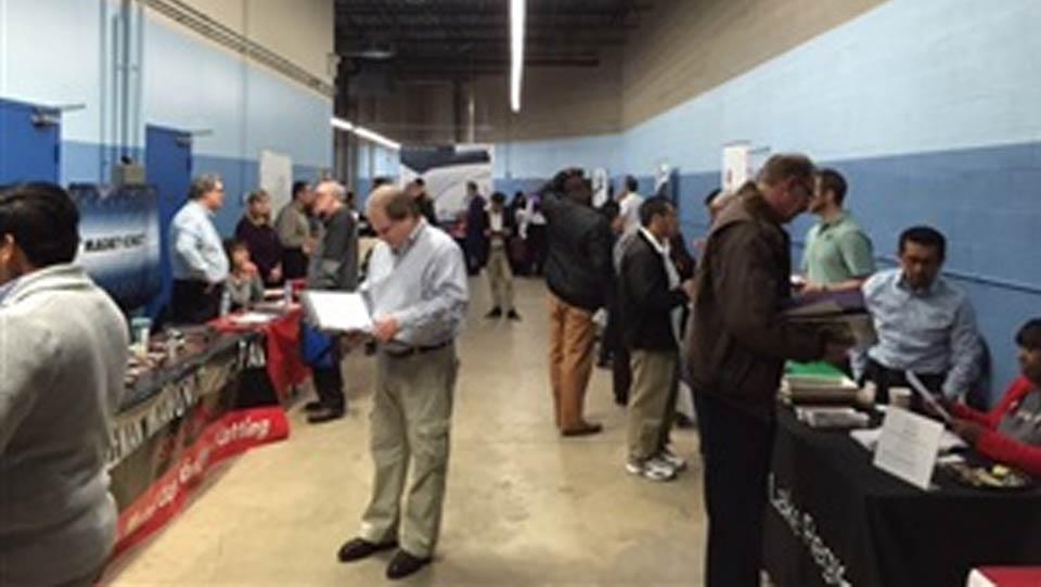 Symbol Job Fair 2015
